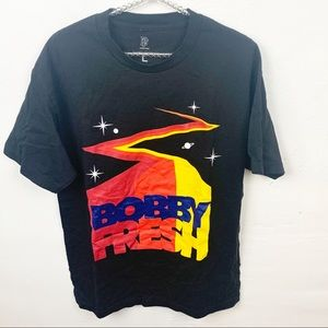 Bobby Fresh l Mens Cotton Graphic T-shirt